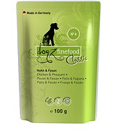 Dogz finefood - with chicken and pheasant 100 g - Dog pocket