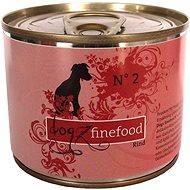 Dogz finefood - s hovězím masem 200 g