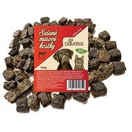 NATURECA pochoutka masové kostky - hovězí, 100 % maso 150g - Sušené maso pro psy