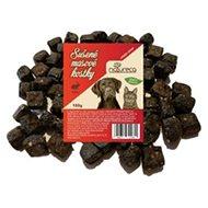 NATURECA pochoutka masové kostky - Zajíc, 100 % maso 150g - Sušené maso pro psy