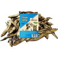 NATURECA pochoutka šproty sušené 6-8 cm 150 g - Sušené maso pro psy