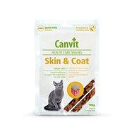 Canvit Snacks CAT Skin & Coat 100g - Pamlsky pro kočky