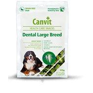 Canvit Snacks Dental Large Breed-Duck 250g - Pamlsky pro psy