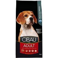 CIBAU Adult Medium 12 kg - Granule pro psy