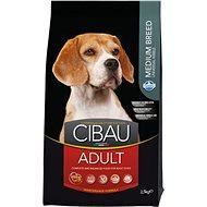 CIBAU Adult Medium 2,5 kg - Granule pro psy