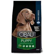 CIBAU Puppy Maxi 2,5 kg - Granule pro štěňata