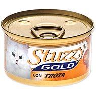 Konzerva STUZZY Gold pstruh 85g - Konzerva pro kočky