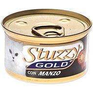 Konzerva STUZZY Gold hovězí 85g - Konzerva pro kočky