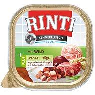 FINNERN vanička  Rinti Kennerfleisch zvěřina+těstoviny 300g