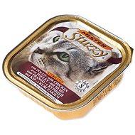 SCHESIR Vanička MISTER STUZZY pro sterilizované 100g - Konzerva pro kočky