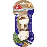 Kost žvýkací Delights Beef S 1ks - Kost pro psy