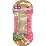 Kost žvýkací Delights Pork L 1ks - Kost pro psy