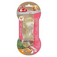 Kost žvýkací Delights Pork S 1ks - Kost pro psy