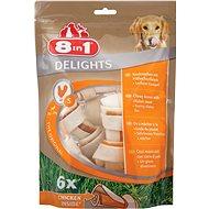 Kost žvýkací Delights S bag 6ks - Kost pro psy
