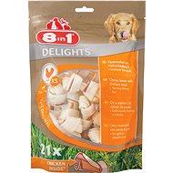 Kost pro psy Kost žvýkací Delights XS bag 21ks