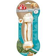 Kost žvýkací s minerály Dental Delights L 1ks - Kost pro psy