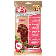 Pochoutka 8in1 Minis lamb & cranberry 100g - Pamlsky pro psy