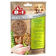 8in1 Dog Freeze Dried Chicken/Peas 50g 32 XG - Pamlsky pro psy
