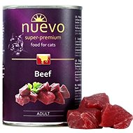 Nuevo Adult Cat Beef   400g - Canned Food for Cats