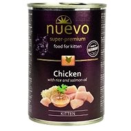 Nuevo Kitten Chicken Canned Food 400g - Canned Food for Cats