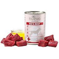 Nuevo pes sensitive hovězí monoprotein konzerva 400g - Konzerva pro psy