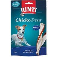 FINNERN pochoutka Rinti Extra Chicko Dent Medium kachna 150g - Pamlsky pro psy