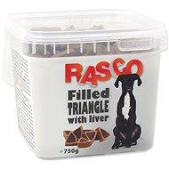 RASCO Pochoutka Rasco plněný trojúhelníček sjátry 1cm 750g