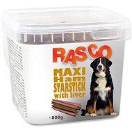 RASCO Pochoutka Rasco hvězda šunková sjátry 9cm 800g