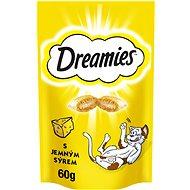 Pamlsky pro kočky DREAMIES pochoutky sýrové 60 g - Pamlsky pro kočky