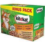 Kitekat Farmářské menu 12 x 100g - Kapsička pro kočky
