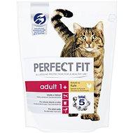 Perfect Fit granule Adult s kuřecím masem 750 g - Granule pro kočky