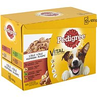 Pedigree Vital protection v želé Adult 12 x 100 g