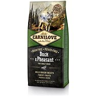 Carnilove duck & pheasant for adult 12 kg - Granule pro psy