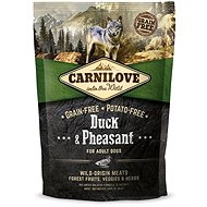 Carnilove duck & pheasant for adult 1,5 kg - Granule pro psy
