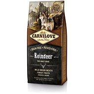 Carnilove reindeer for adult 12kg - Granule pro psy