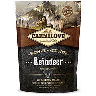 Carnilove reindeer for adult 1,5kg - Granule pro psy