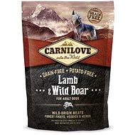 Carnilove lamb & wild boar for adult 1,5kg - Granule pro psy