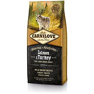 Carnilove salmon & turkey for large breed adult 12kg - Granule pro psy
