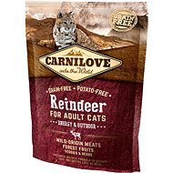 Carnilove reindeer for adult cats – energy & outdoor 400 g - Granule pro kočky