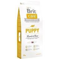 Granule pro štěňata Brit Care puppy lamb & rice 12kg - Granule pro štěňata