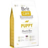 Brit Care puppy lamb & rice 3kg - Granule pro štěňata