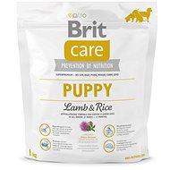 Granule pro štěňata Brit Care puppy lamb & rice 1kg - Granule pro štěňata