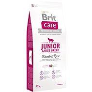 Brit Care junior large breed lamb & rice 12kg - Granule pro štěňata