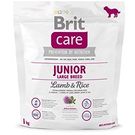 Brit Care junior large breed lamb & rice 1kg - Granule pro štěňata