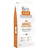 Brit Care adult medium breed lamb & rice 12kg - Granule pro psy