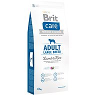 Brit Care adult large breed lamb & rice 12 kg - Granule pro psy