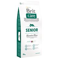 Brit Care senior lamb & rice 12kg - Granule pro psy