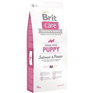 Brit Care grain-free puppy salmon & potato 12 kg - Granule pro štěňata