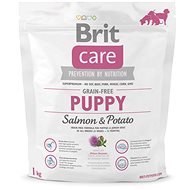 Brit Care grain-free puppy salmon & potato 1 kg - Granule pro štěňata