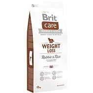 Granule pro psy Brit Care weight loss rabbit & rice 12 kg
